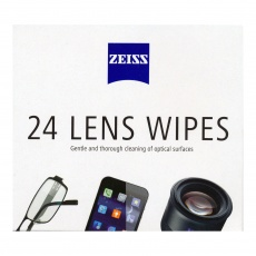 Zeiss lens wipes, x24
