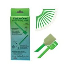Visible Dust Green VSWABS for 1.0x sensors - pack of 12 swabs