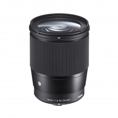 Sigma 16mm f1.4 DC DN C for Canon EOS M