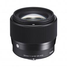 Sigma 56mm f1.4 DC DN C for Canon EOS M