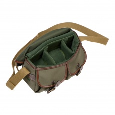 Billingham Hadley Small, Sage Fibrenyte / Chocolate Trim