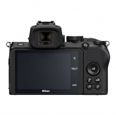 Nikon Z 50 Mirrorless Camera Body Only