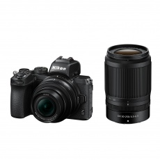 Nikon Z 50 Mirrorless Camera with 50–250mm & 16-50mm VR lenses