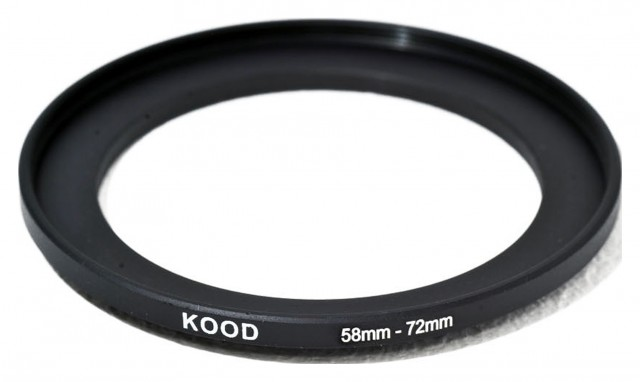 Kood Kood Step-up, 58-72mm