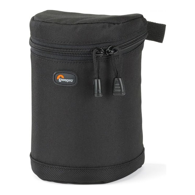 Lowepro Lowepro Black Lens Case 9 x 13cm