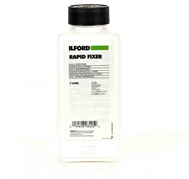 Ilford Ilford Rapid Fixer 1 Litre