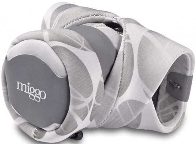 Miggo Miggo Grip and Wrap CSC Pebble