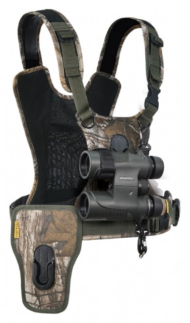 Cotton Carrier Cotton Carrier G3 Camera and Bino Harne camo