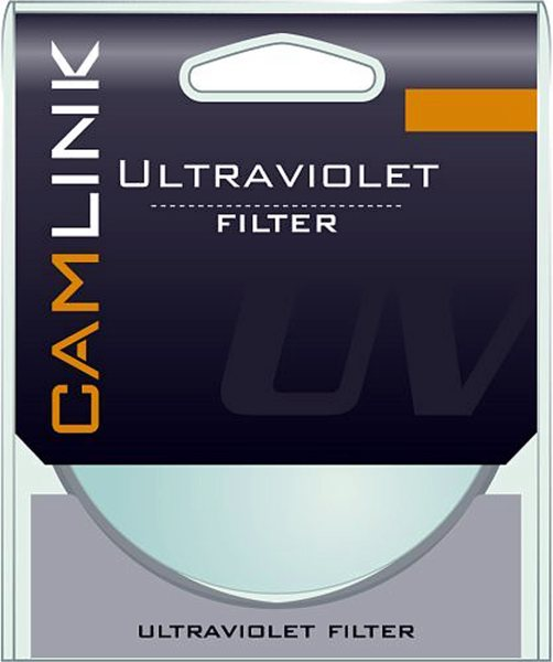 Camlink Camlink 49mm UV filter