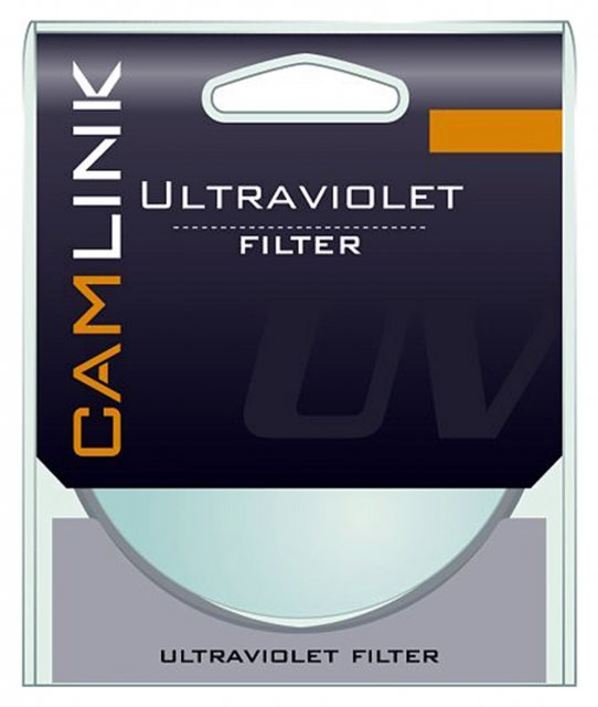 Camlink Camlink 55mm UV filter