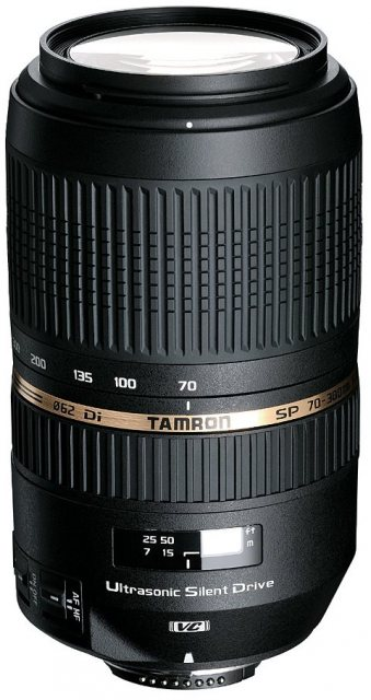 Tamron Tamron SP AF 70-300mm f4/5.6 Di VC USD for Sony