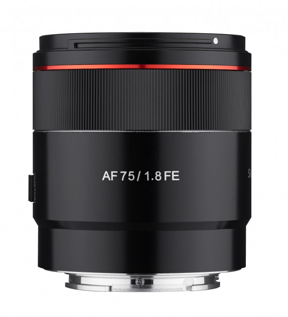 Samyang Samyang AF 75mm F1.8 lens for Sony FE