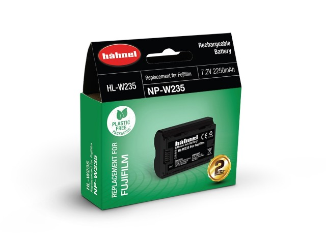 Hahnel Hahnel HL-W235 7.2v 2250mah battery for X-T4