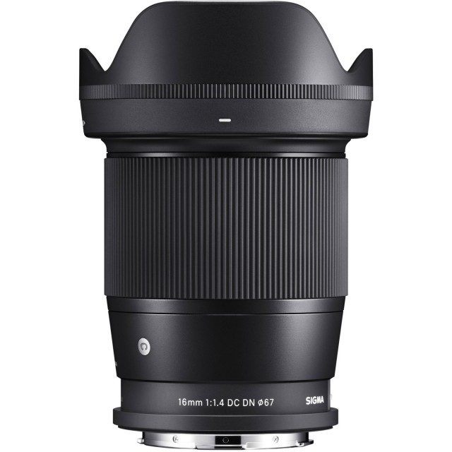 Sigma Sigma 16mm f1.4 DC DN C Lens for L Mount