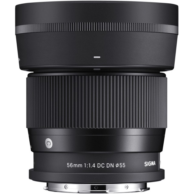 Sigma Sigma 56mm f1.4 DC DN C Lens for L Mount