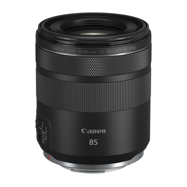 Canon Canon RF 85mm F2 Macro IS STM lens