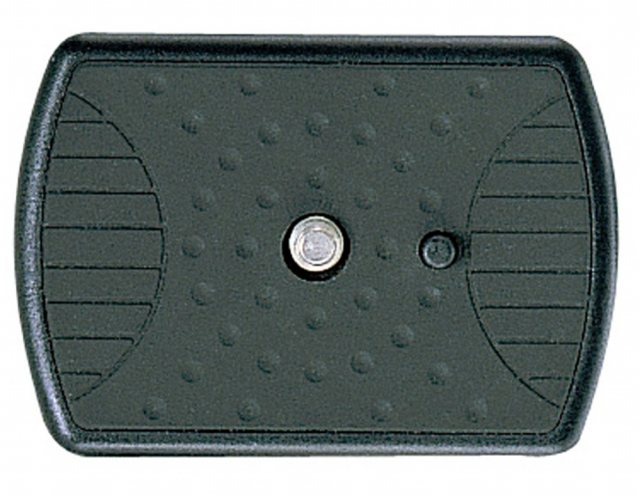 Slik Quick Release Plate 6122 For U8000 And 6600 Tripod