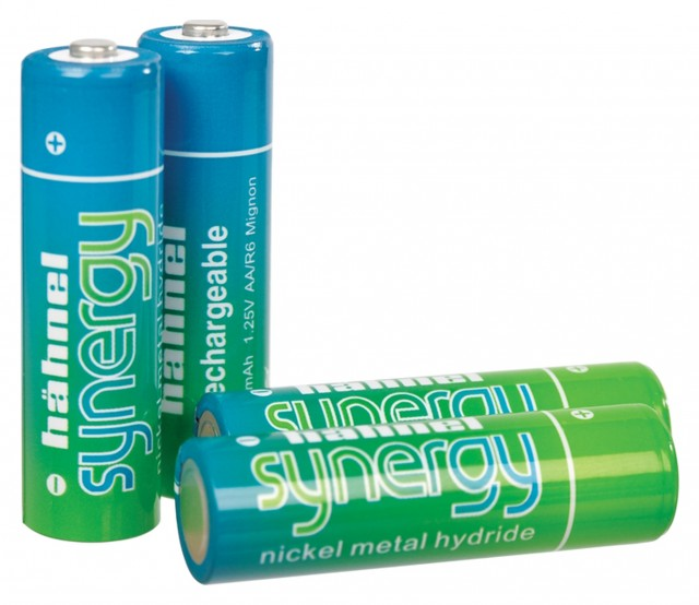 Hahnel Hahnel Synergy AA 2500mah x4, pre-charged