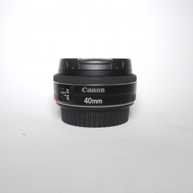 Canon Used Canon EF 40mm f2.8 STM