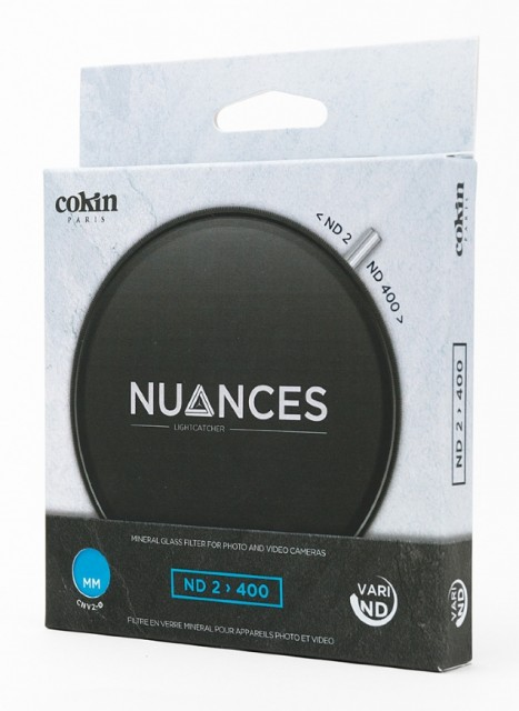 Cokin Cokin 77mm Nuances Variable ND 2-400, 1 to 8 stops