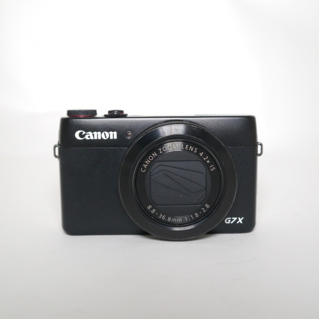 Canon Used Canon Powershot G7 X