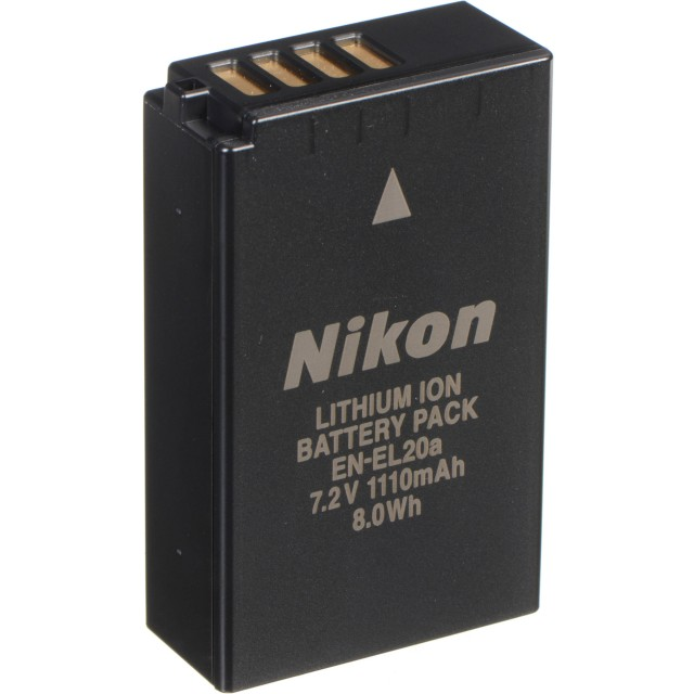 Nikon Nikon EN-EL20a Rechargeable Li-ion Battery
