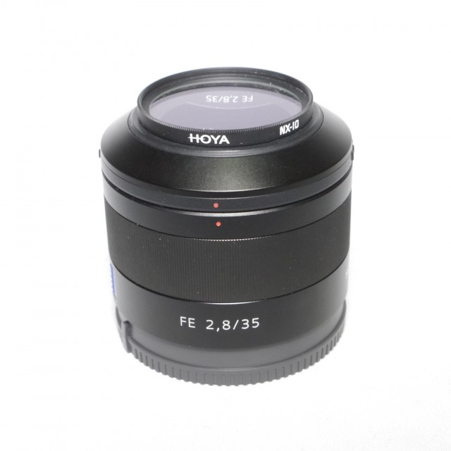 Sony Used Sony FE 35mm f2.8 ZA