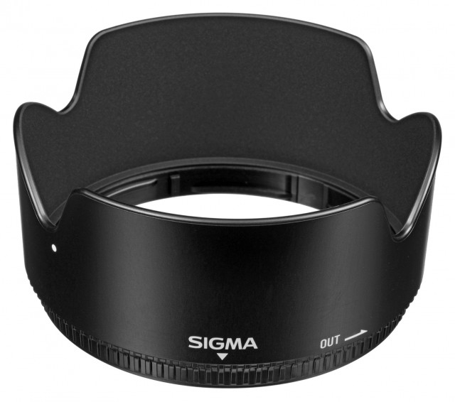 Sigma Sigma Lens Hood LH715-01, 62mm for 30mm F1.4 EX DC