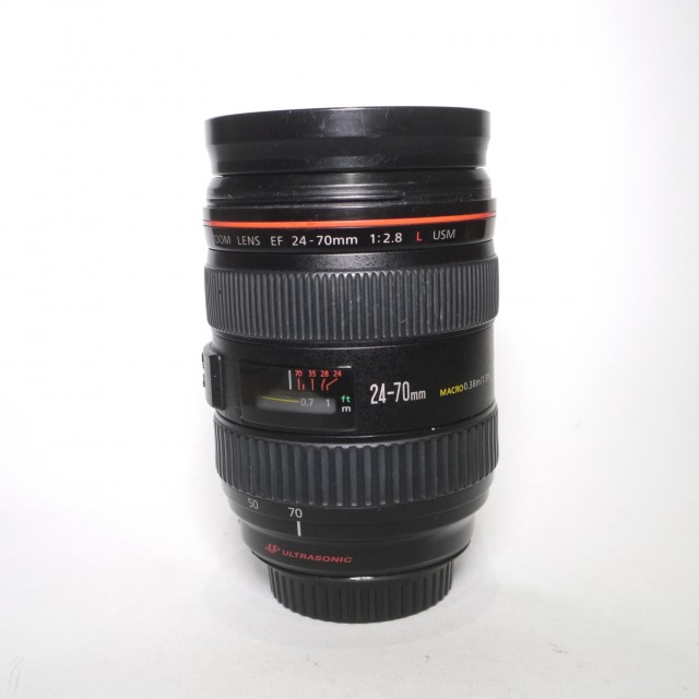 Canon Used Canon EF 24-70mm f2.8L USM