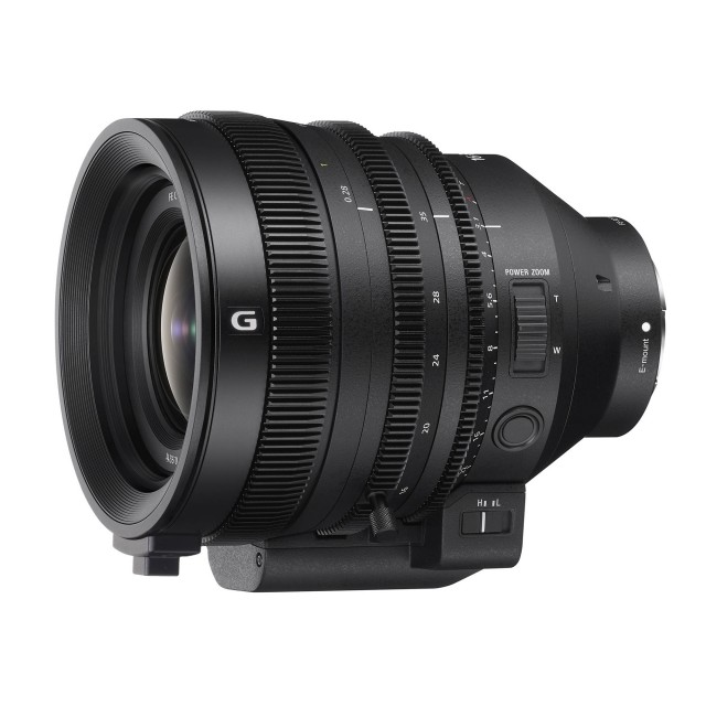Sony Sony FE C 16-35mm T3.1 G Full-frame Cinema Lens