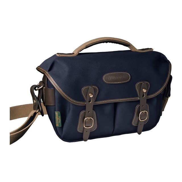Billingham Billingham Hadley Small Pro, Navy/Chocolate