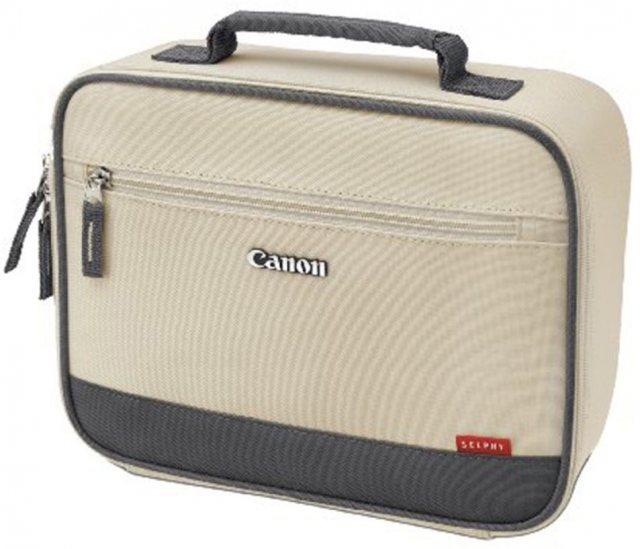 Canon Canon DCC-CP2 Cream case for Selphy
