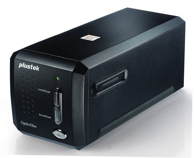 Sundry Plustek Optic 8200i Ai Scanner