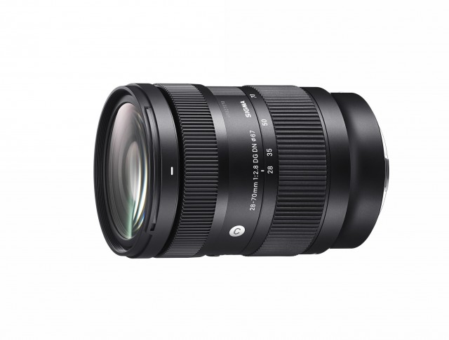 Sigma Sigma 28-70mm F2.8 DG DN Contemporary lens for Sony FE