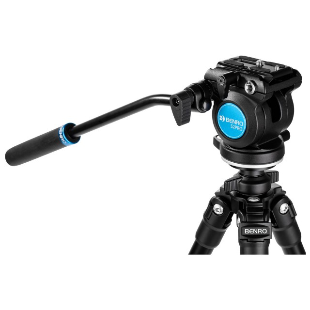 Benro Benro S2PRO Video Head Max Load 2.5kg