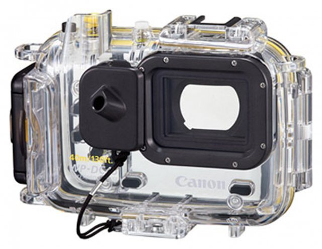 Canon Canon WP-DC45 Waterproof Case for D20