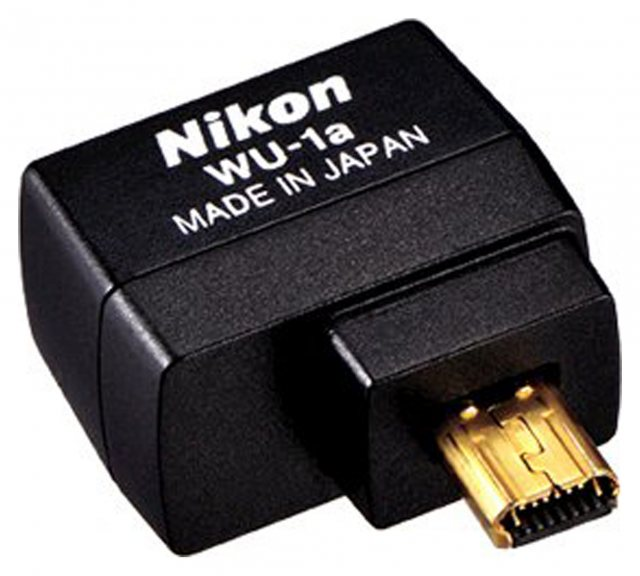 Nikon Nikon WU-1a Wireless Mobile Adaptor