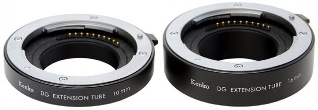 Kenko Kenko Extension Tube Set 10+16 for Micro Four Thirds