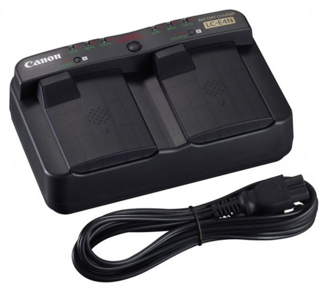 Canon Canon Battery Charger, LC-E4N