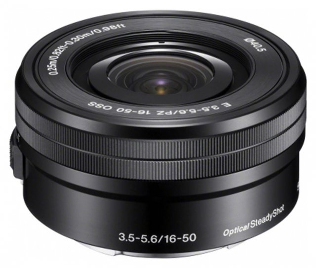 Sony Sony E 16-50mm F3.5-5.6 OSS Power Zoom lens for Sony E