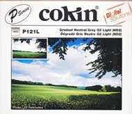 Cokin Cokin P Grey 2 Grad Light, ND2, P121L