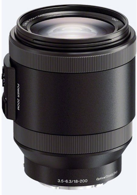 Sony Sony E 18-200mm F3.5-6.3 OSS video power-zoom lens
