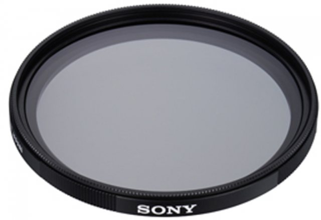 Sony Sony VF-49CPAM Circular Polarising filter, 49mm