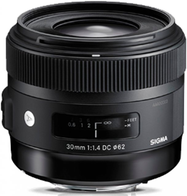 Sigma Sigma 30mm f1.4 EX DC HSM ART for Sony
