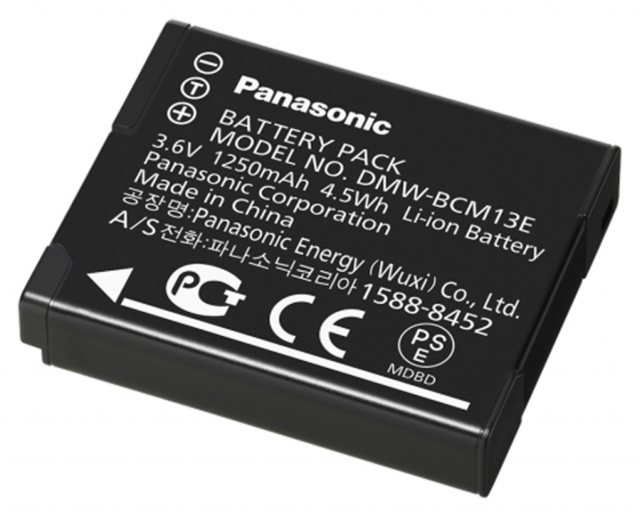 Panasonic Panasonic DMW-BCM13E Battery