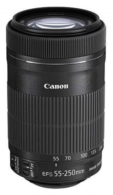 Canon Canon EF-S 55-250 f4-5.6 IS STM