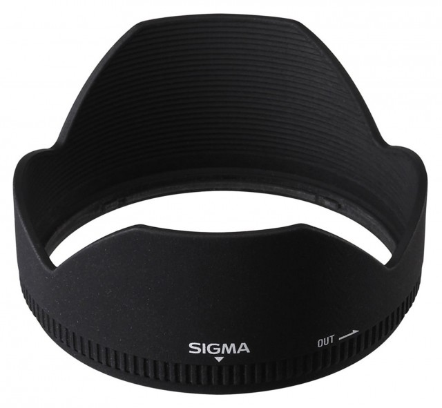 Sigma Sigma Lens Hood LH829-01 for 50mm F1.4