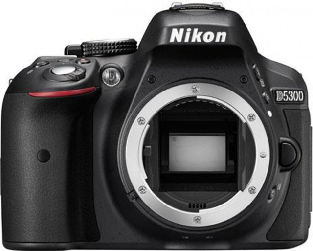 Nikon Nikon D5300 Body Only, Black