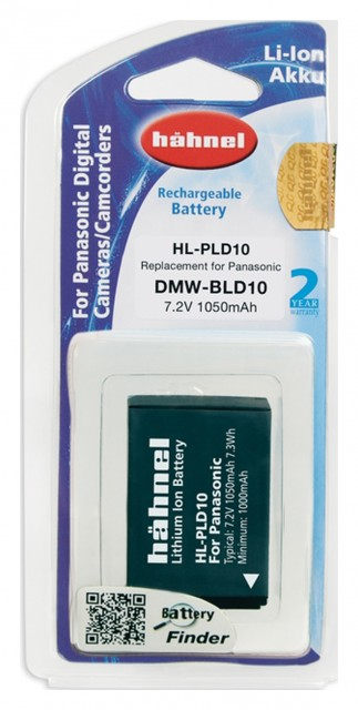 Hahnel Hahnel HL-PLD10 battery