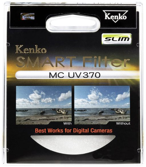 Kenko Kenko 58mm Smart MC UV Filter